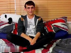 Twink video 20 year old Jake Wild is a
