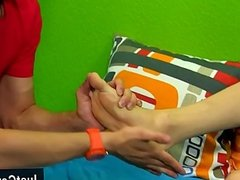 Twink video Kyler Moss and Ryan Sharp are