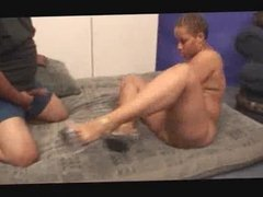 Black Plumper Fucked And Jizzed On