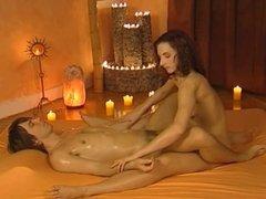 Erotic handjob and Massage