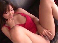 Masturbating asian pussy in HD