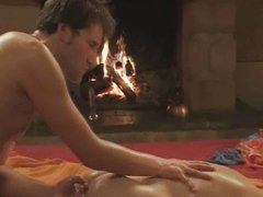 Intimate prostata massage