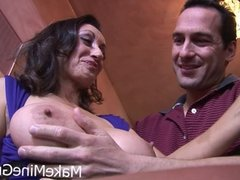 Persia Monir - Big Tits Brunette Get Fuck And