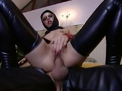 Exciting fetish And Hot Atmosphere