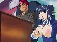 Anime Lesbians Having Fun