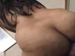 Gorgeous model pussy fuck