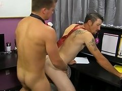 Gay twinks Danny Brooks is desperate to get