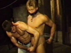 Sex slave, bondage and prison
