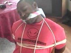 big boy tied bound