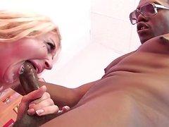 Beautiful housewife anal sex