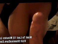 Amateur busty wifes in a steamy compilation