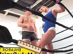 MMA training and fucking with Shyla Stylez