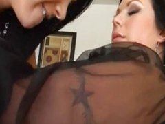Lesbian Fully Loaded ( Busty Boobs )