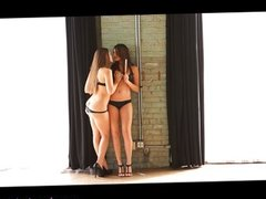 Dani Daniels And Holly welcome you to candyland