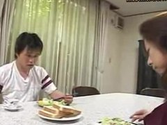 Hot Japanese Mom 46 by Avhotmom