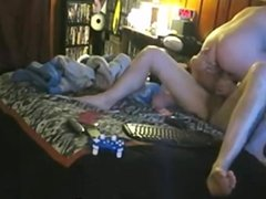 Rare Sex Nerd fucks chubby girl