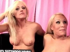 Extreme Anal Encouters For These Blonde Bimbo