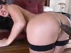 Sexy bitch fucked by a BBC