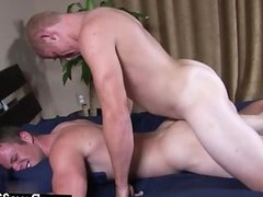 Gay cock As Connor thrust in and out of the
