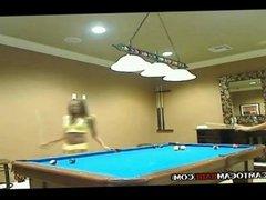 Snookers strip tease webcam sex