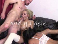Shebang.TV - Candy Sexton, LouLou & Ben Kelly