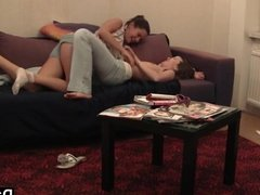 submit title Cute Teen Lesbian Couple Messing