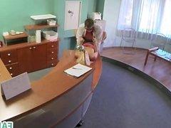 Birthmark examination with penis