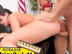Charley Chase take it on wood