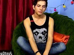 Twink video Eighteen yr old Giovanni Lovell