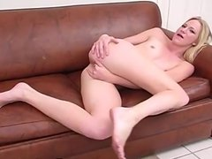 Anal sex for hot blonde bab.