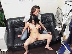 Horny girl pussy fuck