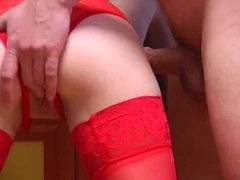 Dildo fuck video with a horny chick