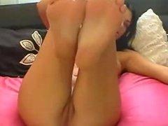 Latina Babe Teasing