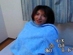 Japanese sweetie Hitomi Ikeno fucked