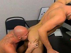 Hot twink Muscle Top Mitch Vaughn Slams