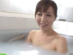 Solo girl session with Asian lady