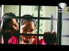 Romantic scene from B grade Mallu movie