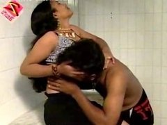 hot scene from telugu serial