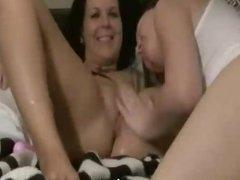 Amateur lesbian Sammy Sans webcam homemade