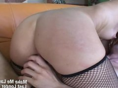 Blonde Fucked Hard And Got A Cum