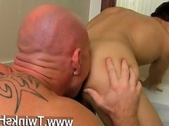 Gay video In part 2 of 3 Twinks and a
