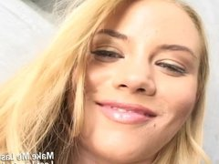 Pretty Blonde Want To Fuck