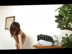 Japanese lesbian massage vol2