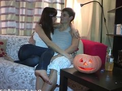 Teens Analyzed - First anal sex on Halloween