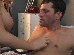 Brazzers - Kragney linn plays doctor
