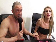 Shebang.TV - Chantelle White & Jonny Cockfill