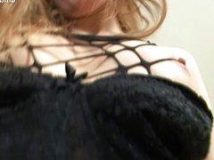 Big tits daughter creampie