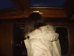 Fucking in a boat