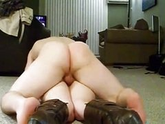 Slut Takes It Up The Ass And Loves It