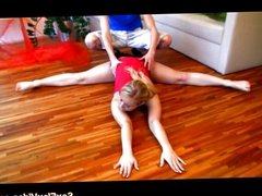 sex with a real contortionist